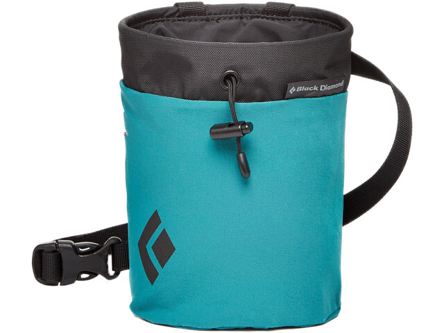 Black Diamond Gym Bolsa de tiza, dark caspian